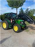 John Deere 5090 R, 2011, Tractores