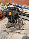 Beco Powertilt Verachtert CW30 CW40 Rotator Kantelstuk, Perdah makinalari