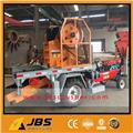 JBS TLJ250 Mobile Diesel Engine Stone Crusher, 2018, Concasoare mobile