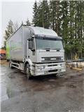 Iveco 190E 31, 2001, Sanduk kamioni