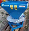 Egyéb FAZA SP-400 függesztett egytárcsás műtrágyaszóró, 1999, Műtrágyaszórók