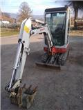 Takeuchi TB016, 2008, Mini excavators < 7t (Mini diggers)