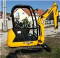 JCB 8014, 2015, Mini excavators < 7t (Mini diggers)
