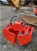 Benne preneuse/clamshell bucket CLA-L-125/ICMequipments، 2020، مكونات أخرى