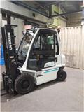 UniCarriers DX 20, 2016, Carretillas diesel