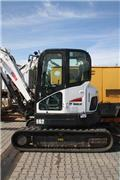 Bobcat E 62, 2014, Mini excavators < 7t (Mini diggers)
