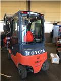 Toyota 8FBMKT 16, 2013, Elmotviktstruckar