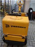JCB Vibromax VMD62, 2008, Twin drum rollers