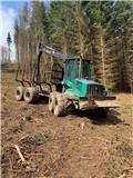 Timberjack 1110C, 2002, Traktory leśne