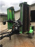 Peruzzo Triflex 5000, 2015, Mounted and trailed mowers