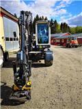Terex TW 75, 2016, Gravemaskiner på hjul
