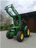 John Deere 6430 Premium, 2010, Tractores
