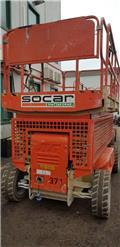 JLG 3369LE, Scissor lifts, Construction