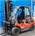 Toyota 7 FB MF 50, 2002, Electric forklift trucks