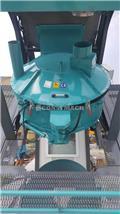 Constmach Concrete Mixer Pan Type ( Pan Mixer ) For Sale، 2020، خلاطات خرسانة/ملاط