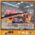 JBS 8-20tph MOBILE CRUSHING AND SCREENING PLANT MC2540, 2020, Crushers