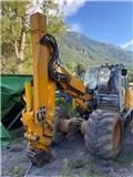 Menzi Muck A81, 2012, Excavadoras especiales