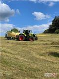 CLAAS Axion 870 Cmatic, 2016, Traktorer