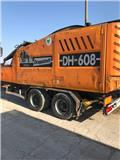 Doppstadt +Scania DH608, 2011, Wood chippers