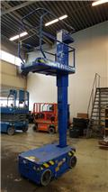 Upright TM12, 2007, Scissor lifts