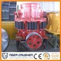 Tigercrusher De sable avec hydraulique à double rouleau broyeur, 2017, Penghancurs