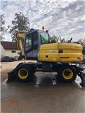 New Holland MH Plus C, 2005, Wheeled Excavators