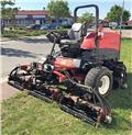 Toro Reelmaster 7000 Spindelmäher Fairwaymäher, 2013, Stand on mowers