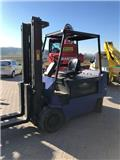 Hyster E 5.50 XL, 1990, Electric forklift trucks