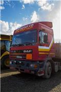 DAF FT 95400 W380, 1997, Autotractoare