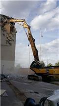 Komatsu PC340, 2008, Demolition