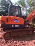 Doosan DH 55, Mini Excavators <7t (Mini Diggers)