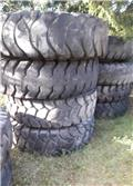 Michelin 10 kpl:tta 18.00 x 33 maansiirtoauton renkaita, Renkaat, Kuljetuskalusto