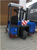 Terberg Kinglifter TKL-M2000-2800/3 31PS, 2014, Viljuškari na kamionu