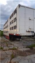 Menke Menke, 1997, Naczepy do transportu zwierząt