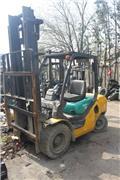 Komatsu 3ton, 2014, Diesel Forklifts
