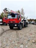 Iveco TRAKKER, 1997, Plataformas sobre camión