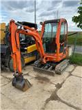 JCB 8018, 2012, Mini bagri <7t