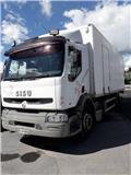 Sisu Hevosenkuljetusauto, 1997, Lastbiler til dyretransport