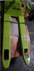 Pramac AGILE QUICKLIFT 1150X525mm CBV, 2019, Transpalette manuel