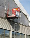 Scanclimber M600, Hoists and Material Elevators