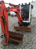 Kubota KX 61-3, 2011, Mini excavators < 7t (Mini diggers)