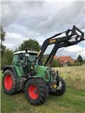 Fendt 412 Vario TMS, 2009, Tractors
