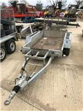 Indespension TWIN AXLE 8 X 4, Other trailers