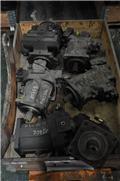 Timberjack 810C F059525, Hydraulika