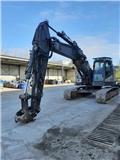 Volvo ECR 235 C L 4642, 2010, Crawler Excavators