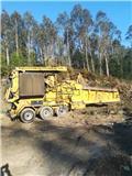 Vermeer HG6000, 2010, Metsä murskaimet