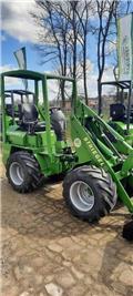 Striegel 190DY bez DPF, Многофункциональные сельскохозяйственные погрузчики