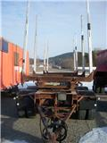 Bure  LB 360 S, 1994, Timber trailers