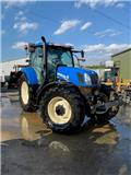 New Holland T 6.175, 2014, Tractores