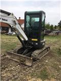 Bobcat E 26, 2013, Mini excavatoare < 7t